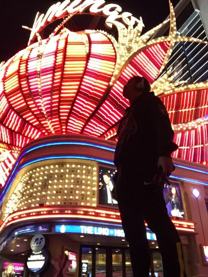 Dari 3 hotel & casino yang pertama kali berdiri di Las Vegas. Flamingo Hotel & Casino ini adalah satu satunya yang masih berdiri. Menjadikannya Hotel & Casino tertua di Las Vegas