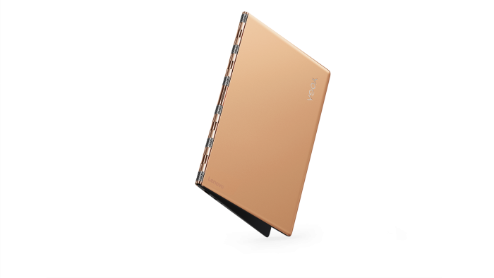 YOGA 900S in Gold_Thin & Light